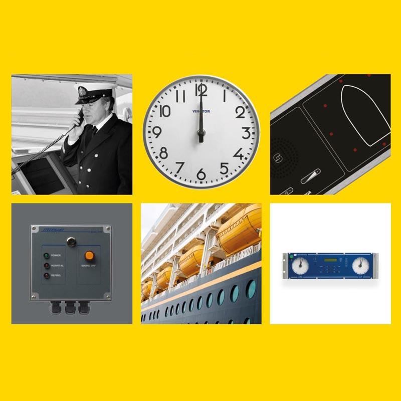 Vingtor-Stentofon VSS Sound Reception System & MSC Master